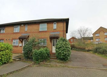 Thumbnail 3 bed end terrace house for sale in Titchmarsh Court, Oldbrook, Milton Keynes