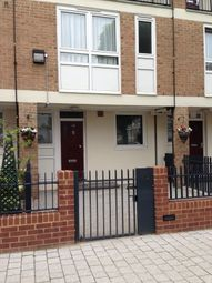 Thumbnail 2 bedroom terraced house to rent in Docklands, London