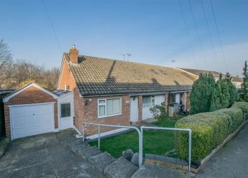 Thumbnail 2 bed semi-detached bungalow for sale in High Oak Road, Ware