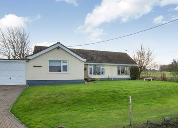 Thumbnail 3 bed detached bungalow for sale in Heath Road, Kenninghall, Norwich