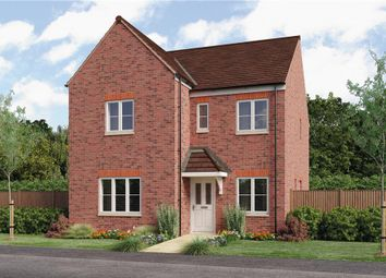 "Thumbnail 4 bed detached house for sale in ""Mitford"" at Cumberford Hill, Bloxham, Banbury"