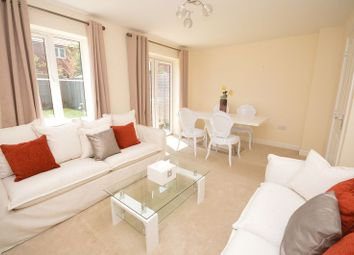 Thumbnail 4 bed semi-detached house for sale in Cotts Field, Haddenham, Aylesbury