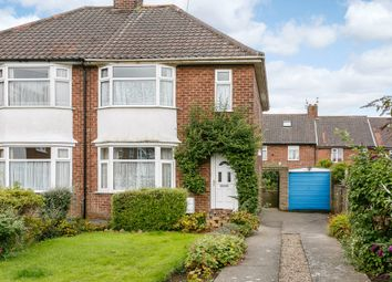 Thumbnail 3 bedroom semi-detached house for sale in Trevor Grove, York