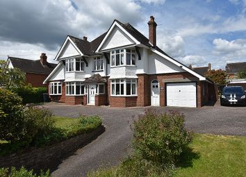 4 bed detached house for sale in Pinhoe Road, Exeter EX4