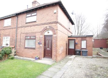Thumbnail 2 bed semi-detached house for sale in Oak Road, Garforth, Leeds