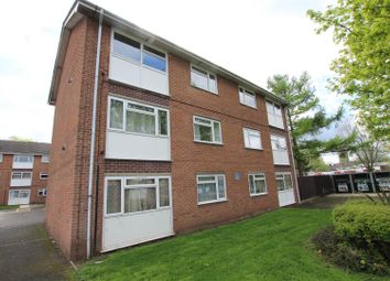 Thumbnail 1 bed flat for sale in Shobnall Close, Burton-On-Trent