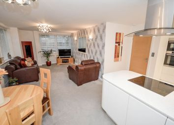 Thumbnail 2 bed flat for sale in Bentham Close, Westlea, Swindon
