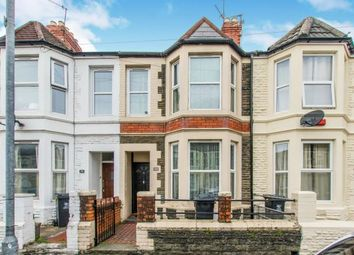 Thumbnail 3 bed terraced house for sale in Inverness Place, Cardiff, Caerdydd