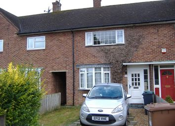 Thumbnail 2 bedroom terraced house to rent in Taynton Drive, Merstham, Redhill