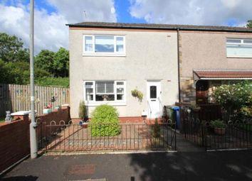Thumbnail 2 bed end terrace house for sale in Muirhead Gardens, Baillieston, Glasgow, Lanarkshire
