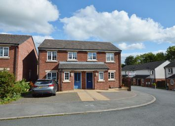 Thumbnail 3 bed semi-detached house for sale in Pategill Park, Penrith