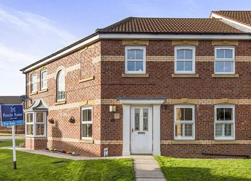 Thumbnail 4 bed semi-detached house for sale in Mcintosh Drive, Driffield