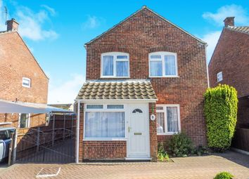Thumbnail 3 bed detached house for sale in Weavers Croft, Starston, Harleston