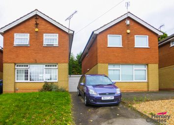Thumbnail 3 bed detached house to rent in Doulton Close, Harbourne, Birmingham
