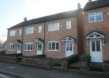 Thumbnail 2 bed end terrace house for sale in Crew Green, Shrewsbury