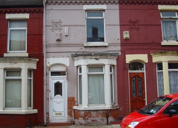 Thumbnail 2 bedroom terraced house to rent in Hanwell Street, Liverpool