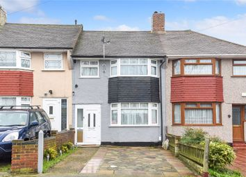 Thumbnail 3 bedroom terraced house for sale in Orchard Rise West, Sidcup