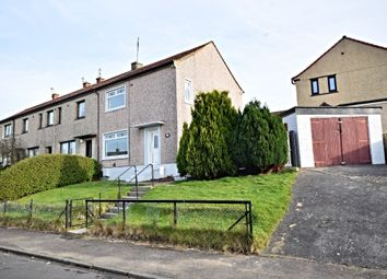 3 bed end terrace house for sale in Mainsford Avenue, Drongan, South Ayrshire KA6