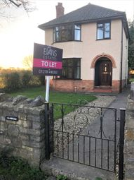 Thumbnail 3 bed detached house to rent in Manor Road, Cossington, Bridgwater