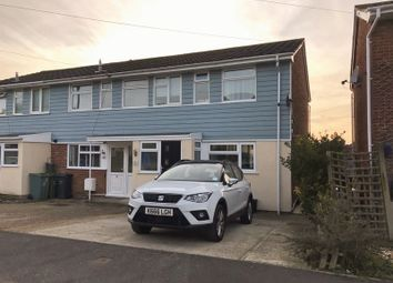 Thumbnail 3 bed terraced house for sale in Horseshoe Close, Cowes