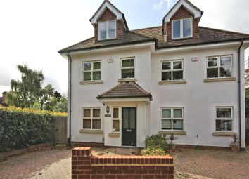 Thumbnail 4 bedroom semi-detached house for sale in Midhope Road, Woking, Surrey