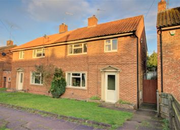 Thumbnail 3 bed semi-detached house for sale in Edward Watson Close, Harborough Road, Kingsthorpe, Northampton
