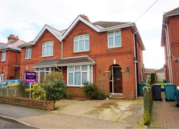 Thumbnail 3 bed semi-detached house for sale in Whitesmith Road, Newport