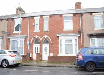 Thumbnail 3 bed terraced house to rent in Lister Street, Hartlepool