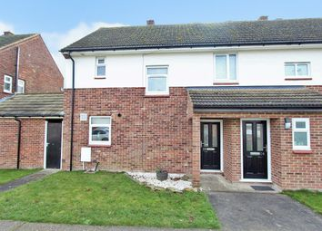 Thumbnail 2 bedroom semi-detached house for sale in Capper Road, Waterbeach, Cambridge