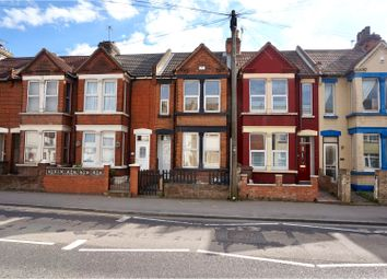 Thumbnail 3 bed terraced house for sale in Rainham Road, Chatham