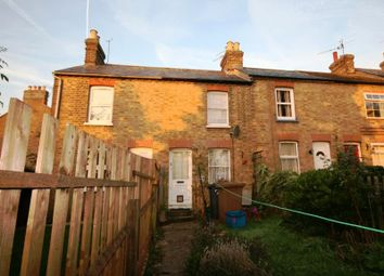 Thumbnail 2 bed terraced house to rent in Grove Place, Bishops Stortford, Herts