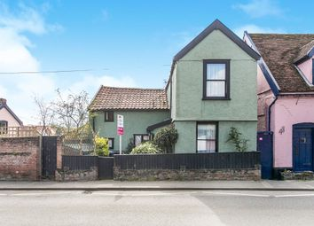 Thumbnail 2 bed property for sale in Station Road, Woodbridge