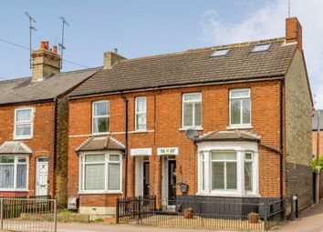 Thumbnail 4 bed semi-detached house for sale in Woolgrove Road, Hitchin, Hertfordshire