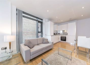 Thumbnail 1 bed flat to rent in York House, Avonmore Place, Hammersmith, London