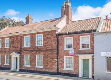 Thumbnail 2 bedroom terraced house for sale in Station Street, Swaffham