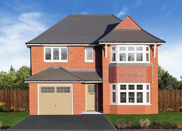 "Thumbnail 3 bed detached house for sale in ""Oxford Lifestyle"" at Goodwood Avenue, Northampton"