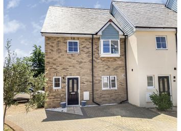 Thumbnail 5 bed end terrace house for sale in Tayberry Close, Newport