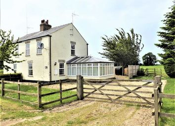 Thumbnail 3 bed cottage to rent in South Drove, Lutton Marsh, Spalding