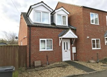 Thumbnail 3 bed semi-detached house for sale in Blacksmiths Lane, Spilsby