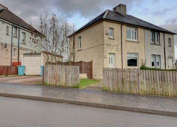 Thumbnail 2 bed semi-detached house for sale in Fallside Avenue, Uddingston, Glasgow