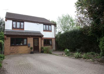 Thumbnail 4 bedroom detached house for sale in The Old Orchard, Benwick, March