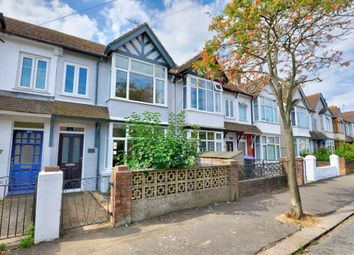 Thumbnail 4 bed terraced house for sale in Pavilion Road, Broadwater, Worthing