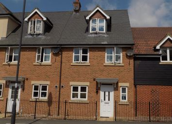 Thumbnail 4 bed terraced house for sale in Torun Way, Swindon