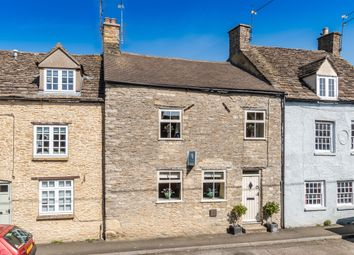 Thumbnail 2 bed terraced house for sale in West Street, Tetbury