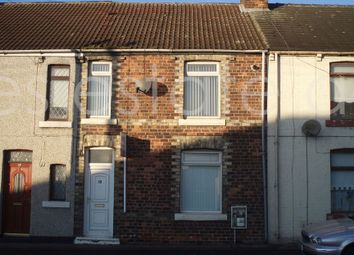 Thumbnail 3 bed terraced house to rent in North Road West, Wingate