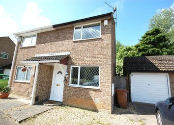 Thumbnail 2 bed semi-detached house to rent in Manorfield Close, Little Billing, Northampton