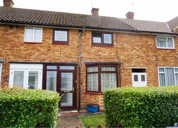 Thumbnail 2 bed terraced house for sale in Wansford Park, Borehamwood