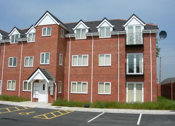 Thumbnail 2 bed flat to rent in Oakleigh Court, Widnes
