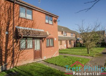 Thumbnail 1 bedroom flat for sale in Spinners Court, Stalham, Norwich