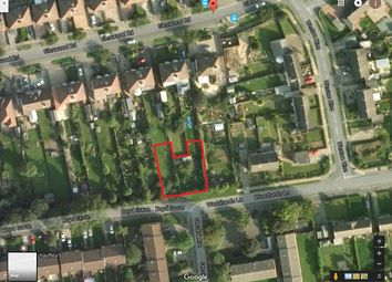 Thumbnail Land for sale in Glenwood Road, Chellaston, Derby